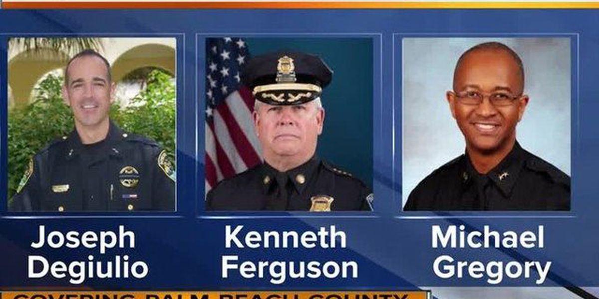 Boynton Beach names 3 finalists for police chief