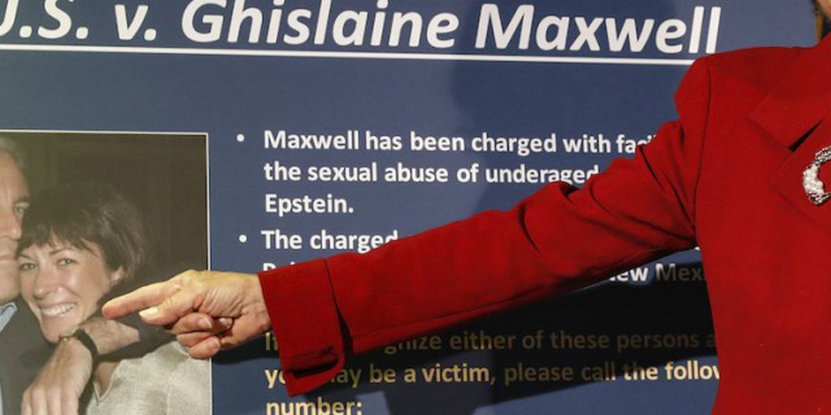 Ghislaine Maxwell deposition release delayed until Monday