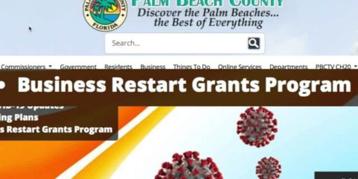 Palm Beach Co. businesses begin applying for CARES Act money