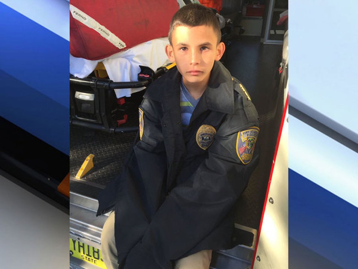 Missing 11-year-old boy found safe