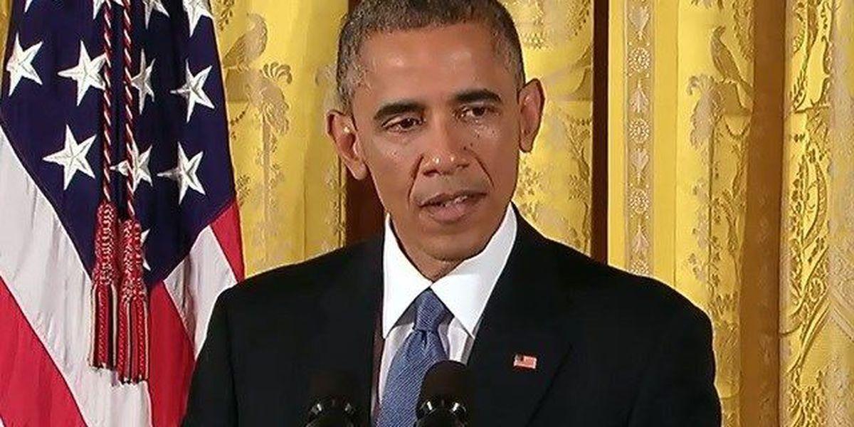 President Obama commutes sentences of 46 convicts including Mark Anthony Jones of Boynton Beach