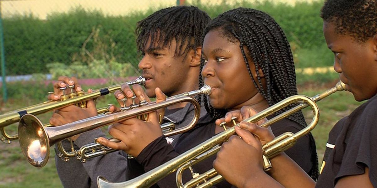Riviera Beach marching band aims for crime-free community this season