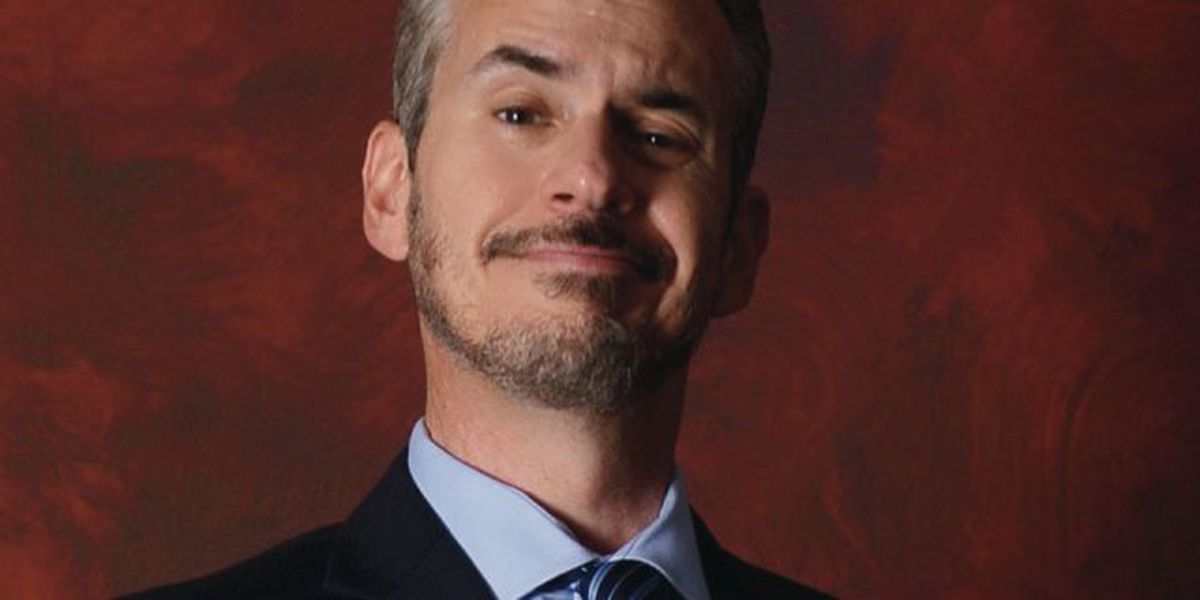 Comedian Flip Schultz to headline reopening of Palm Beach Improv