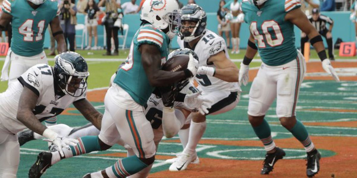Dolphins won't have fans at home preseason games