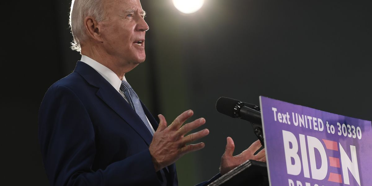 Biden formally clinches Democratic presidential nomination