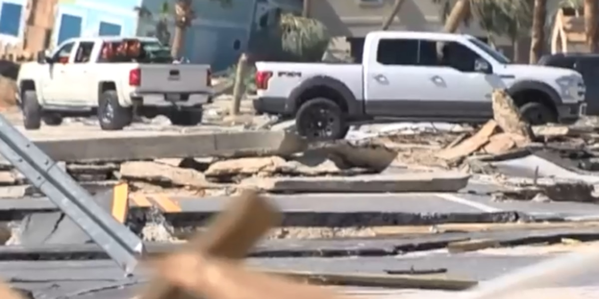 Victims IDed as Hurricane Michael recovery effort drags on