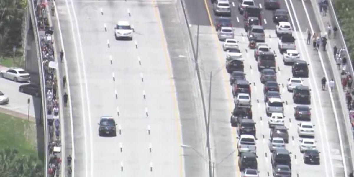 Roosevelt Bridge to reopen 4 lanes of traffic