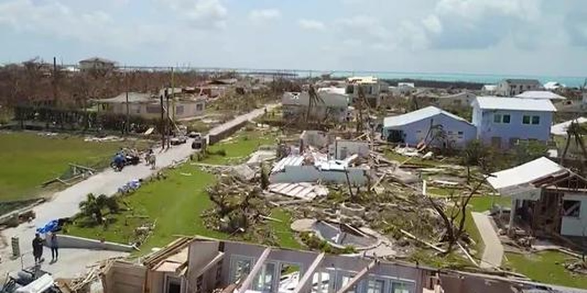 Rescues, evacuations continue on Bahamas' Abaco Island