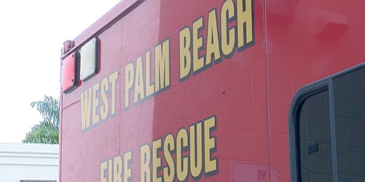 Three West Palm Beach firefighters placed on quarantine