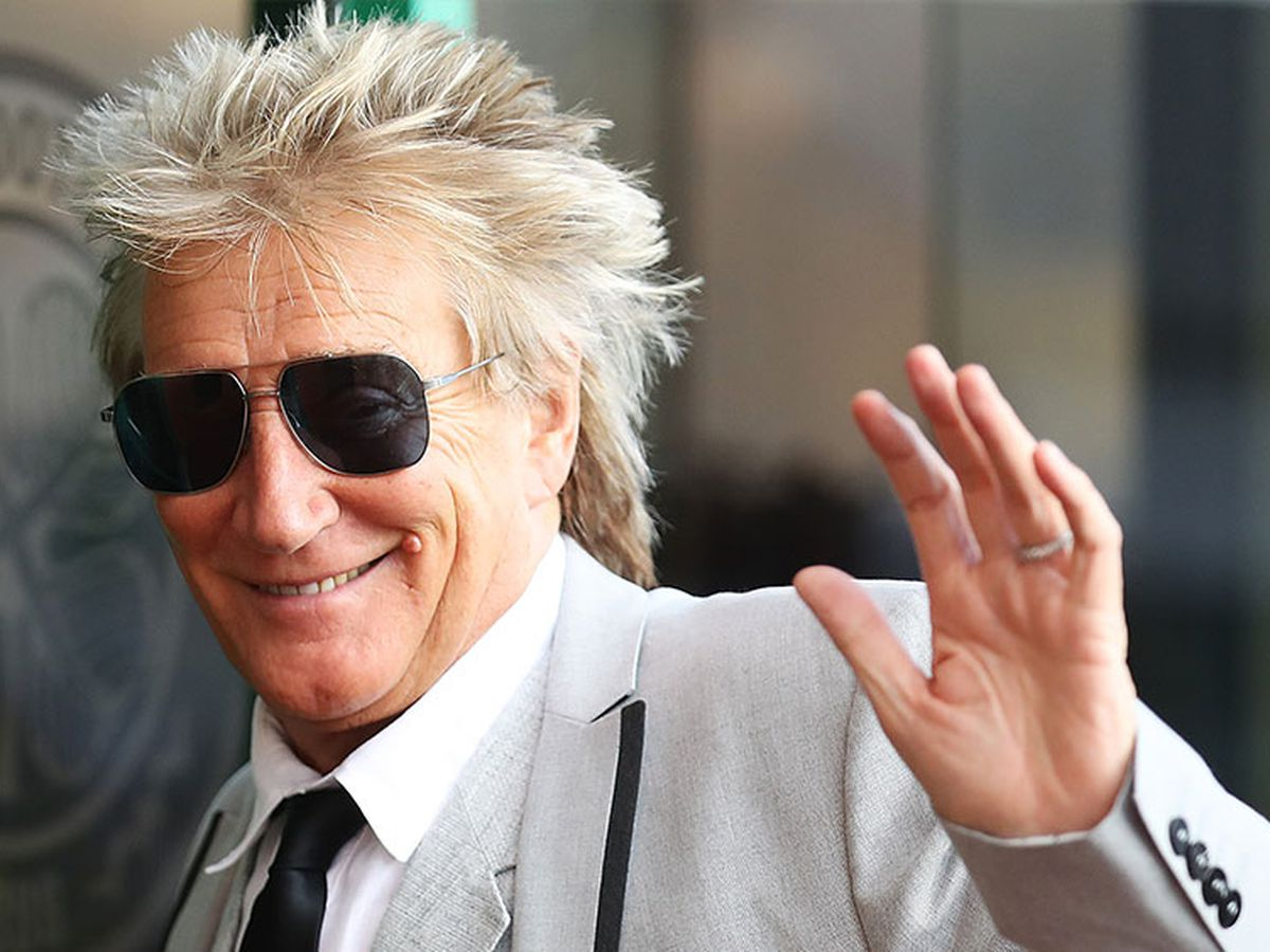 Rod Stewart, son plead not guilty to simple battery charges in Palm Beach