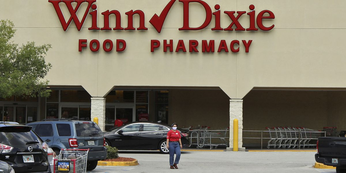 Winn-Dixie to require masks in stores