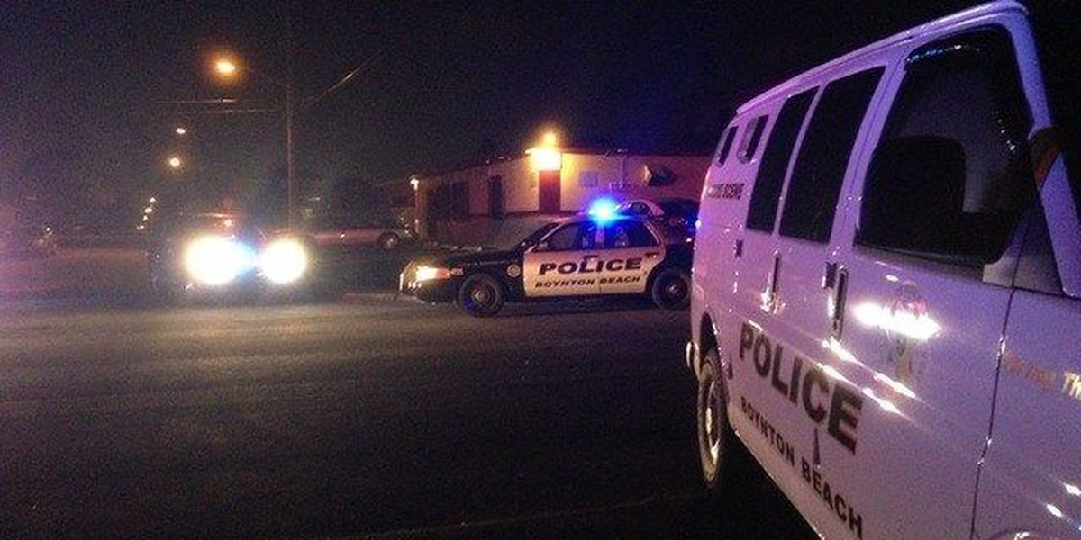 2 dead, 1 injured in Boynton Beach shooting