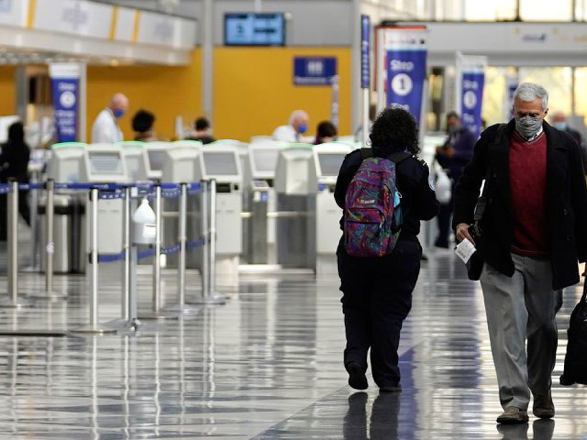 FAU study: Airlines should do more to help stressed-out travelers