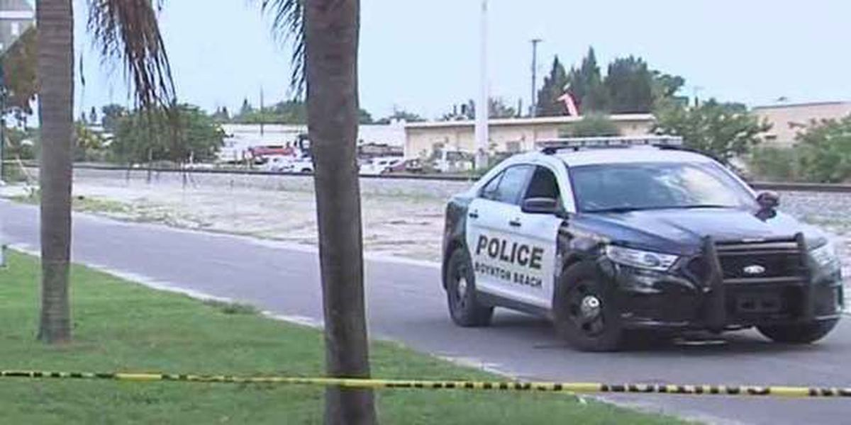 Suspect arrested after 1 dead, 2 hurt in shooting at Boynton Beach soccer field