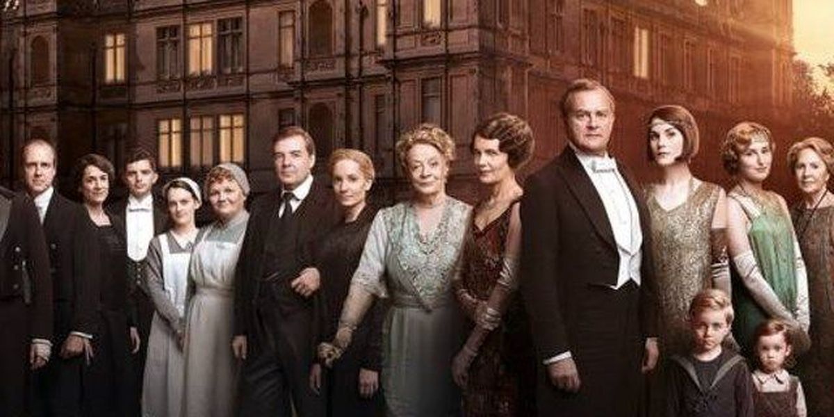 'Downton Abbey' movie production to start in '18