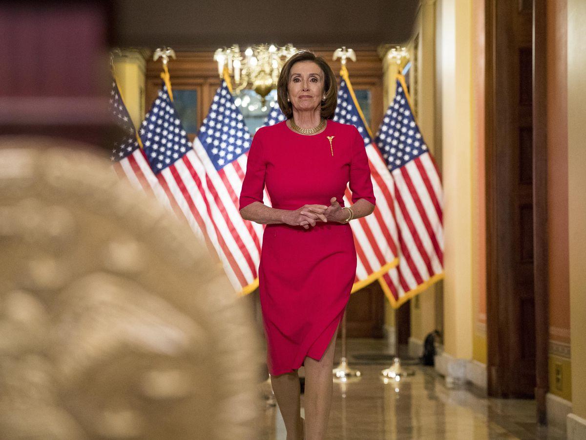 Congress, White House reach high for next virus bill