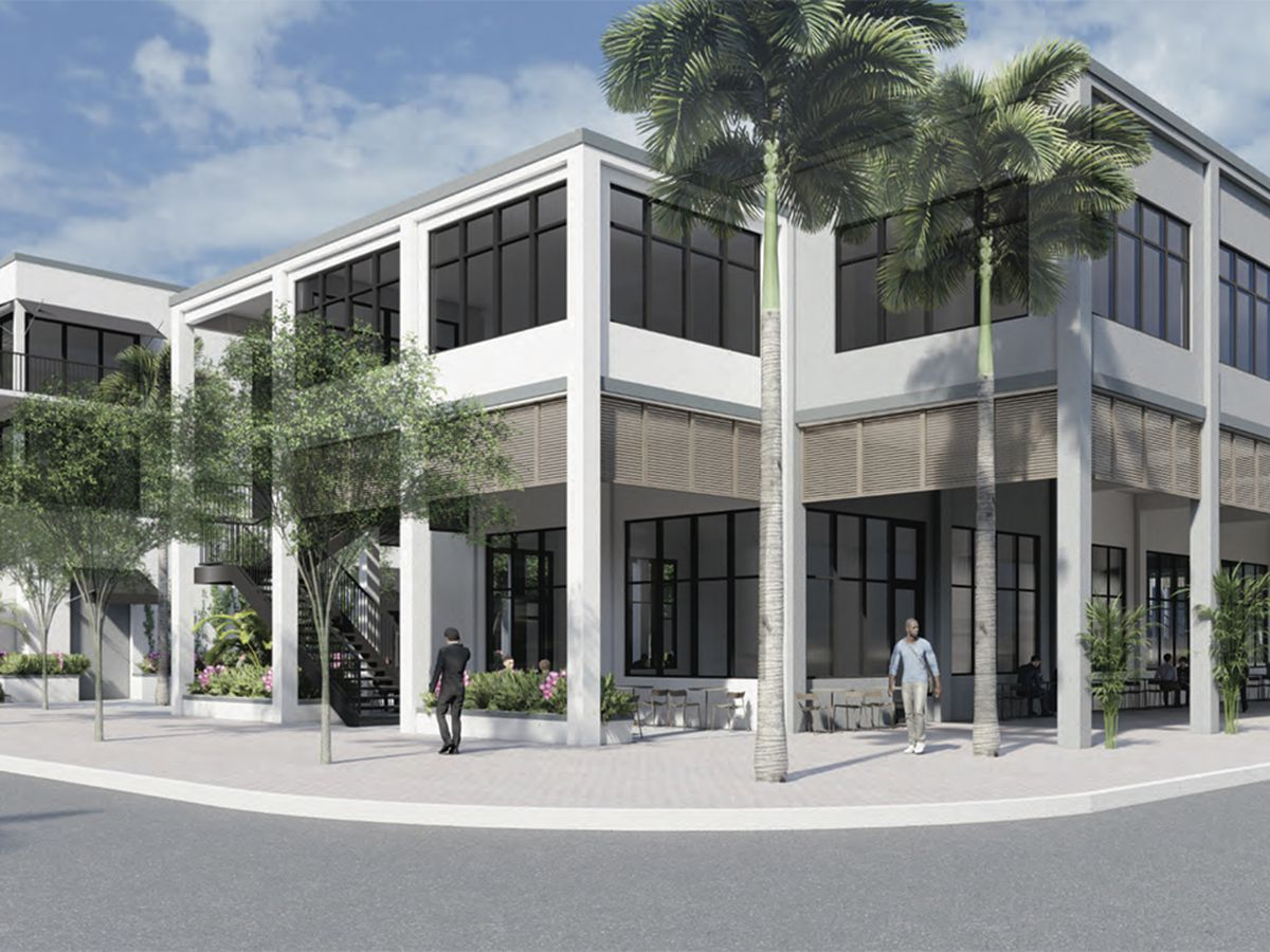 Delray Beach apartment, retail project could get new life