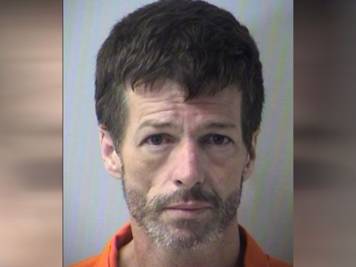 Florida man charged after toddler seen running on highway