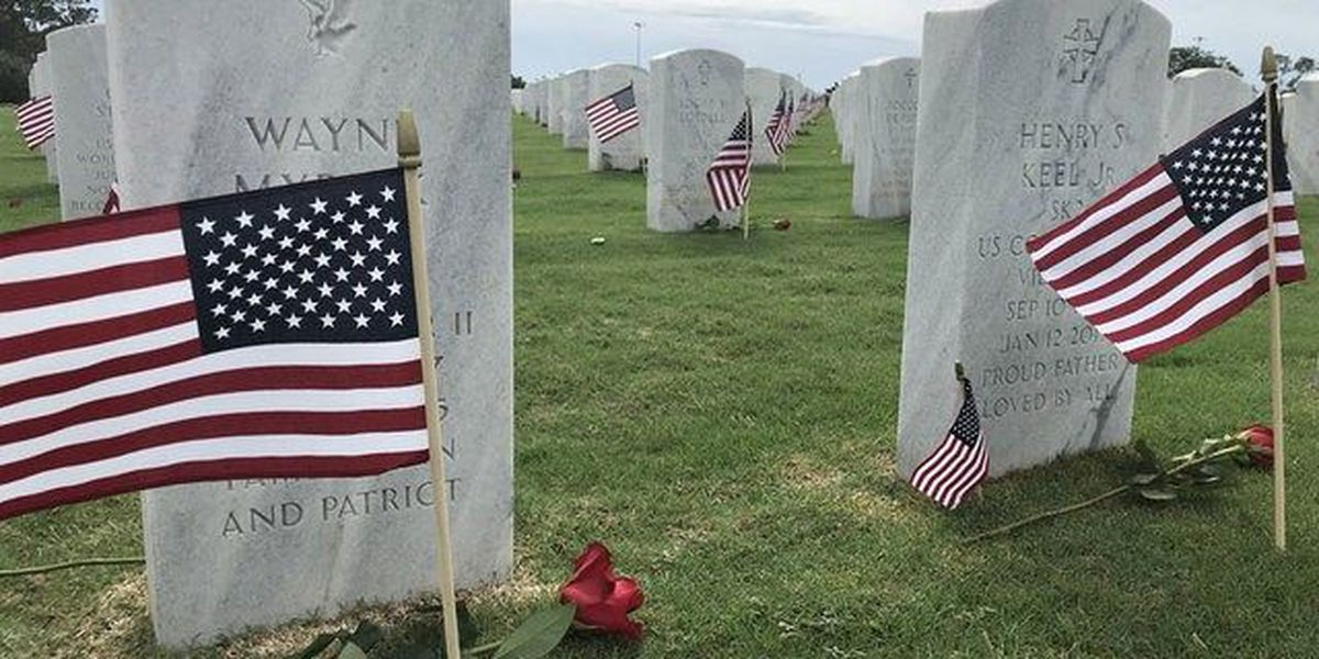 Fallen veterans remembered in Palm Beach County