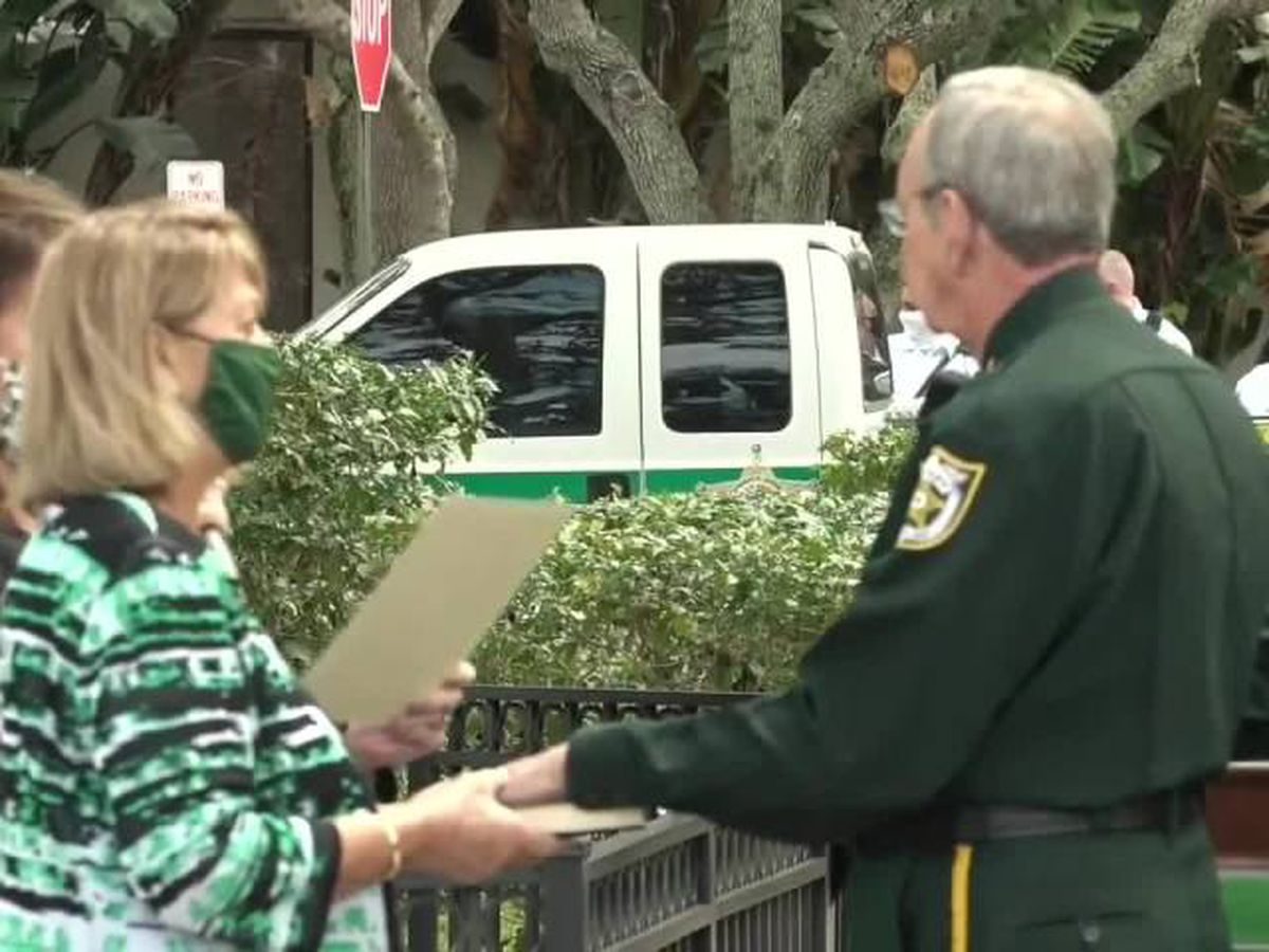 PBSO Sheriff Ric Bradshaw sworn in for 5th term