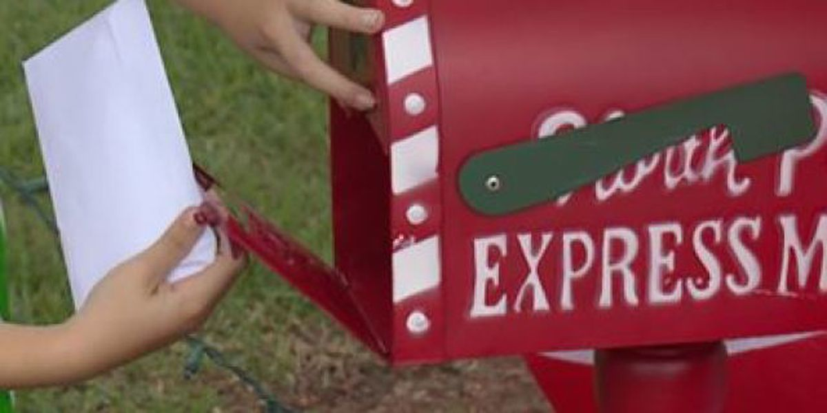 Young Royal Palm Beach girl wants kids to write letters to Santa