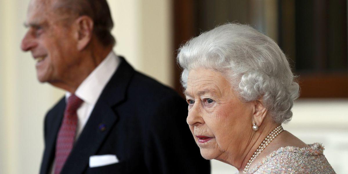 Queen Elizabeth II and husband receive COVID-19 vaccinations