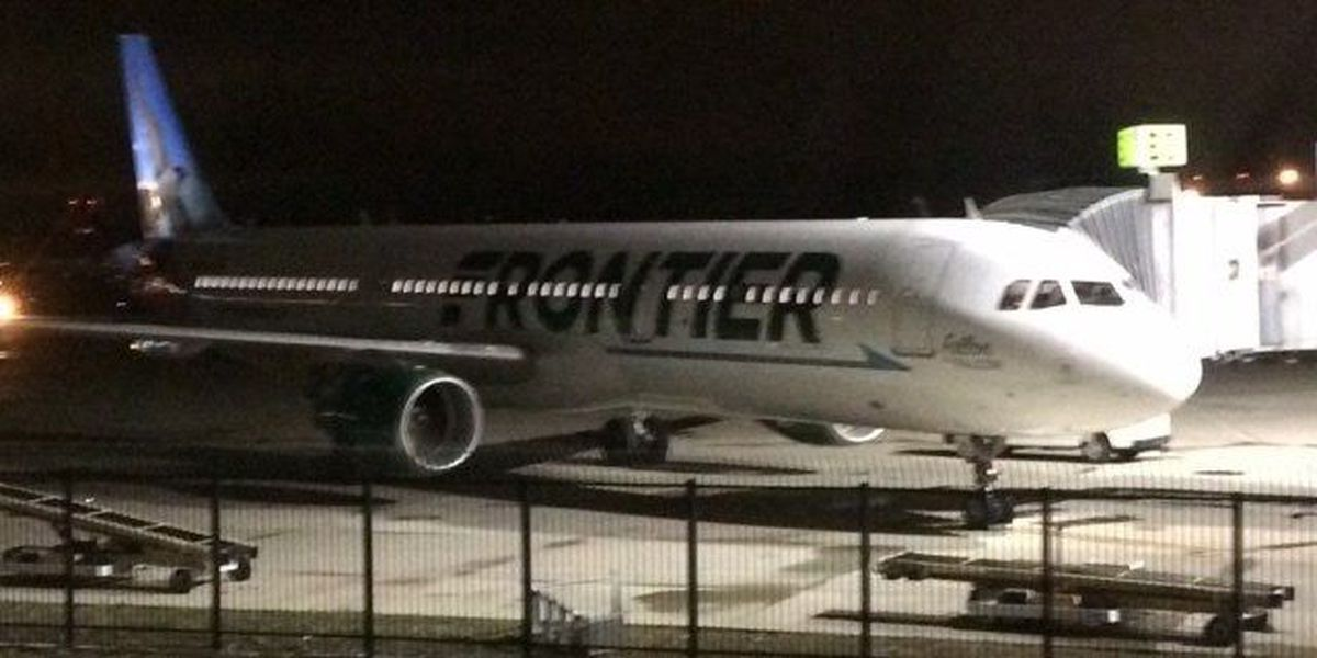 Flight to PBI diverted to Indianapolis