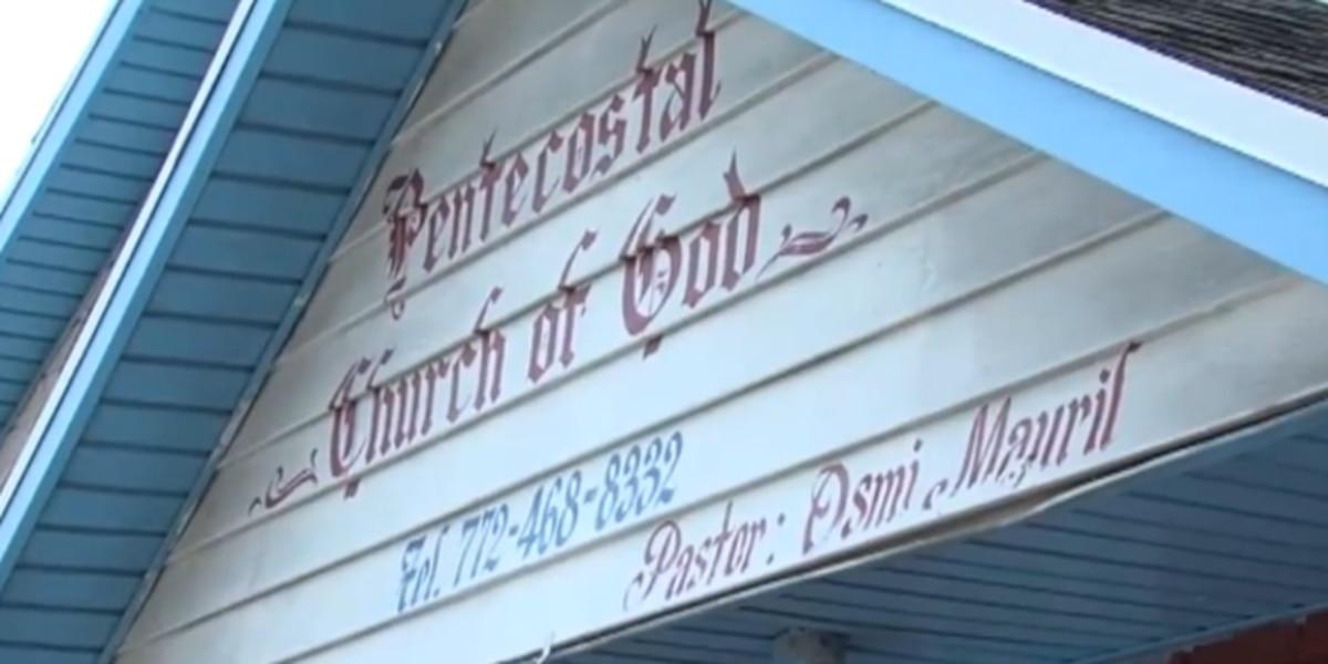 Three churches burglarized in Fort Pierce