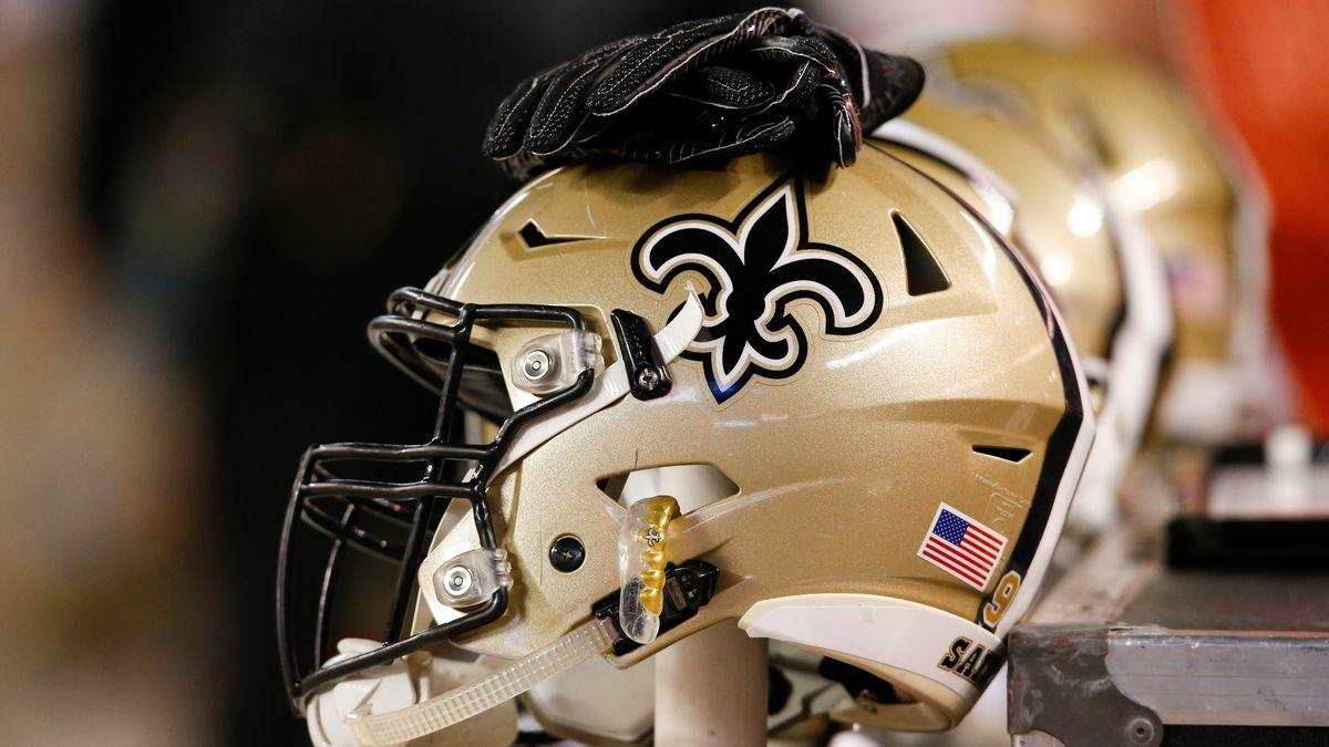 NFL's Saints seek to shield PR help to church in sex crisis