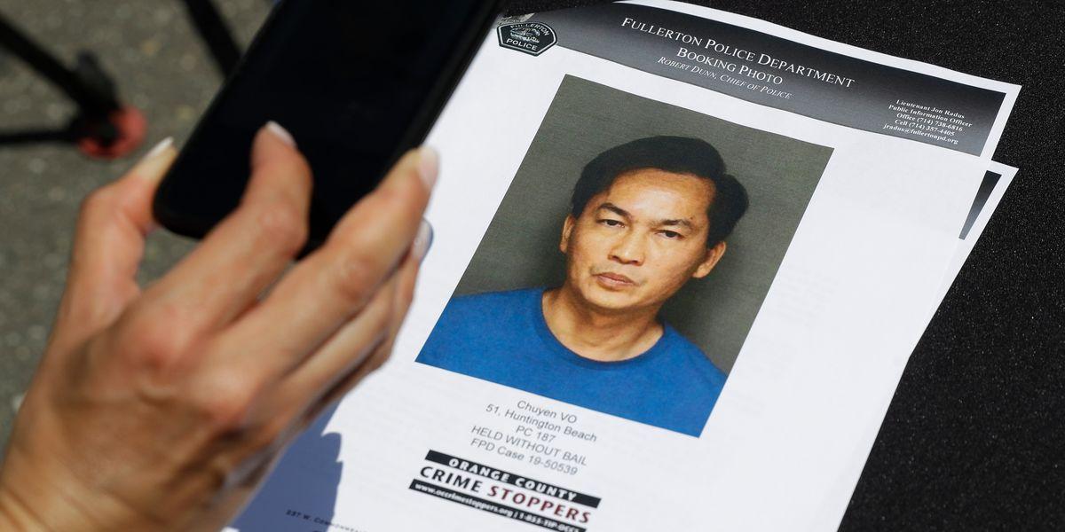 Suspect in California campus killing was co-worker