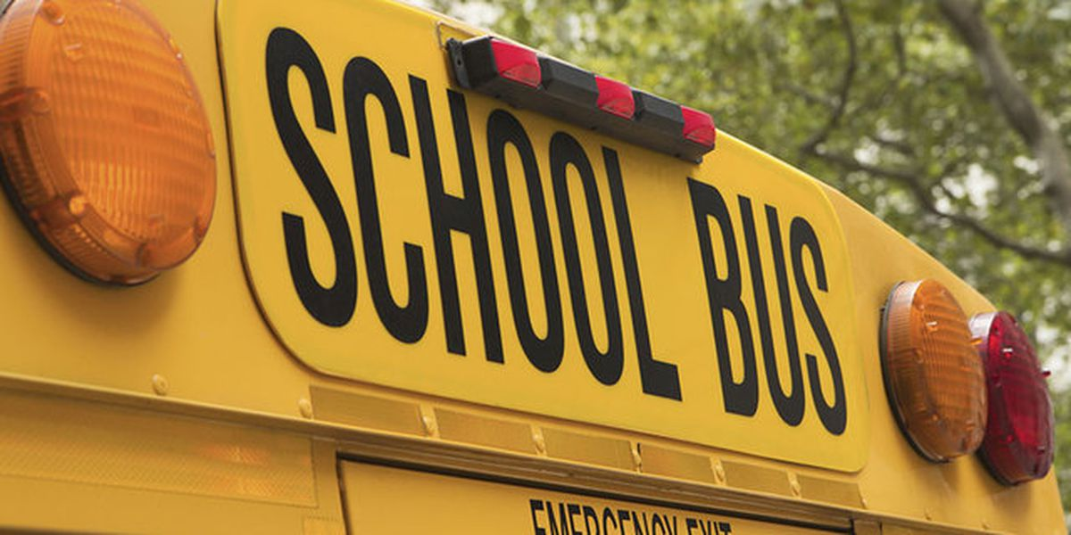 School bus involved in crash in Okeechobee County