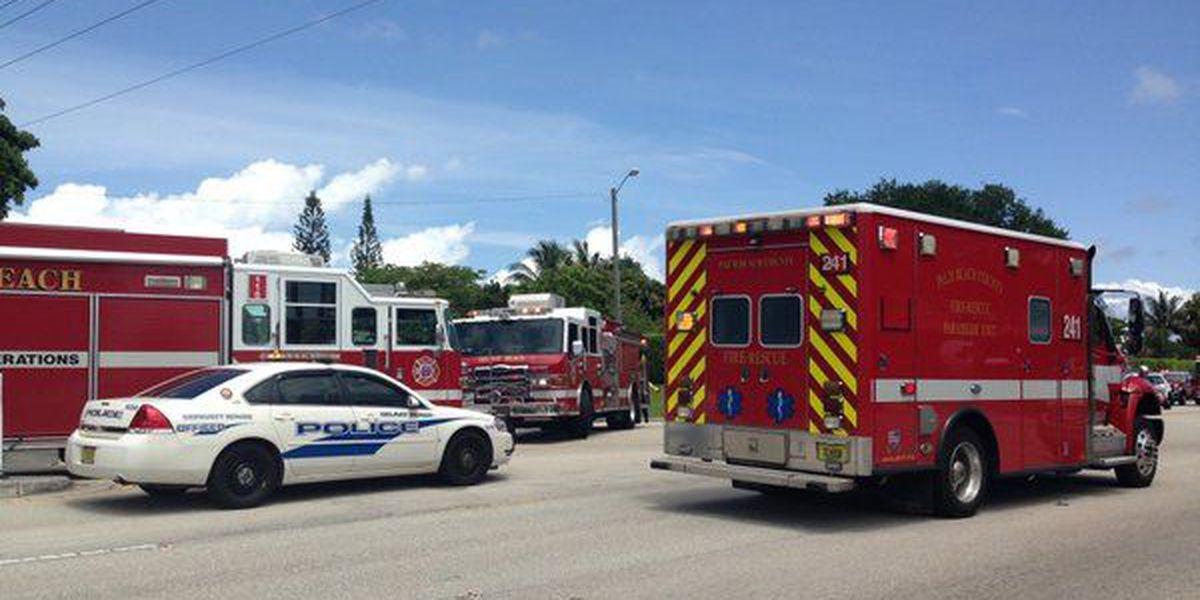 Woman killed in Delray multi-vehicle crash ID'd