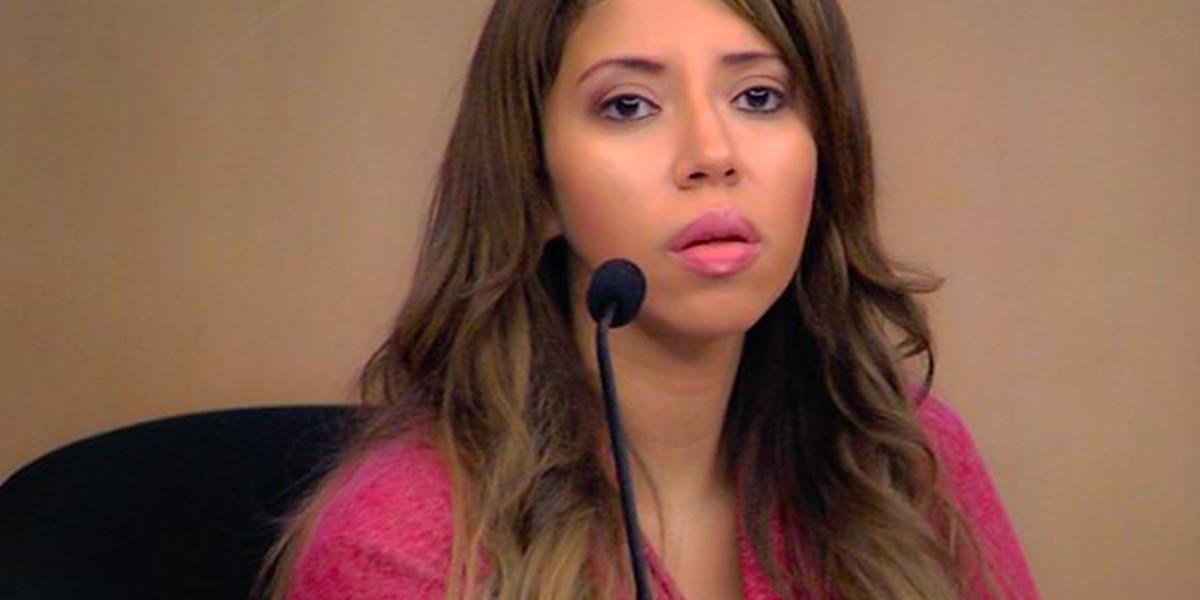 Court hearing for Dalia Dippolito concerning gag order