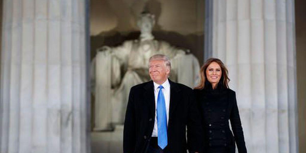 Donald Trump Inauguration Day schedule