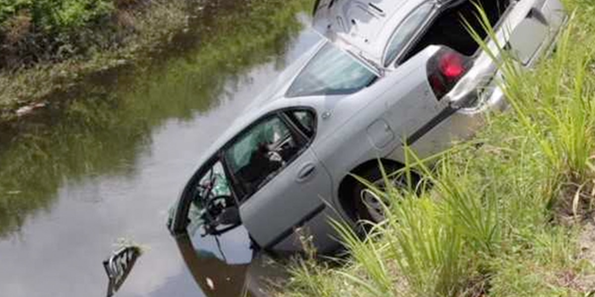 Driver in canal crash succumbs to injuries