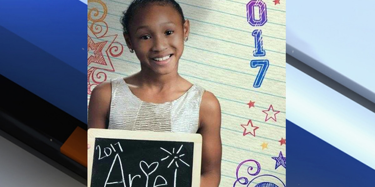 The Palm Beach County Sheriff's Office says missing 8-year-old Ariel S. Reyes has been found