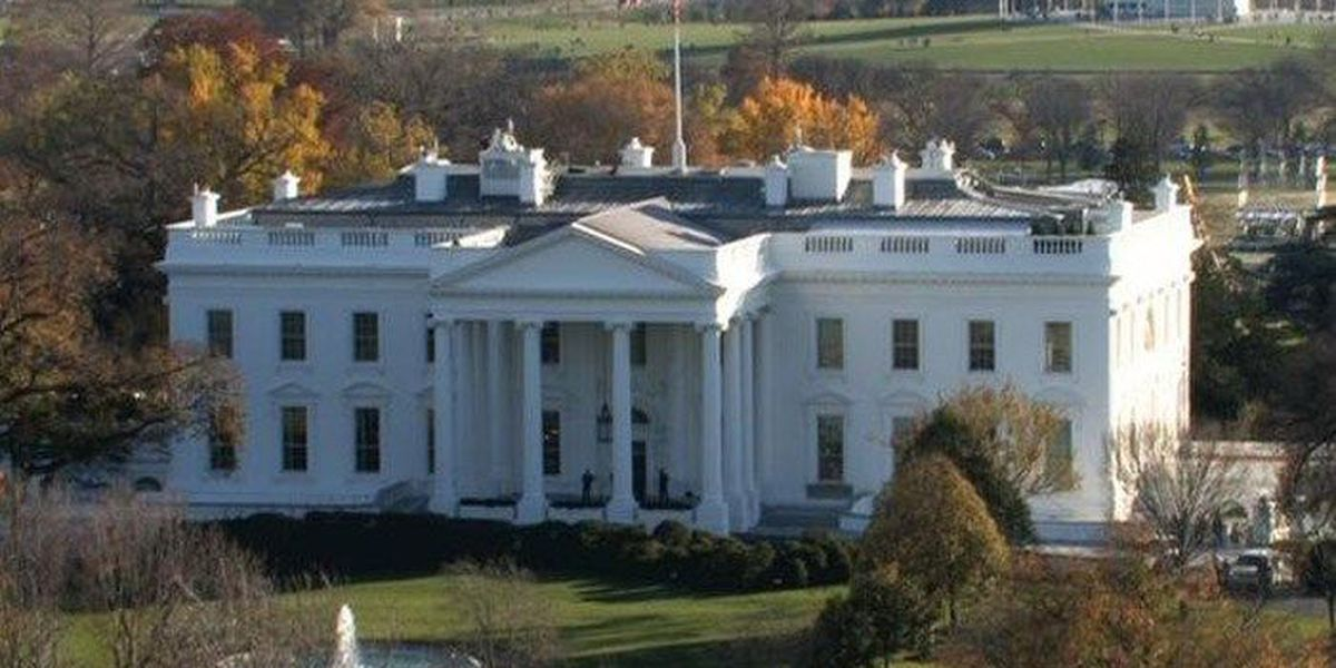 White House lockdown lifted for second straight day