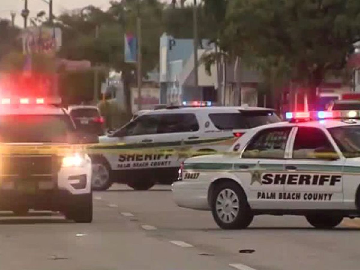 Push to reduce fatal pedestrian crashes in Palm Beach County