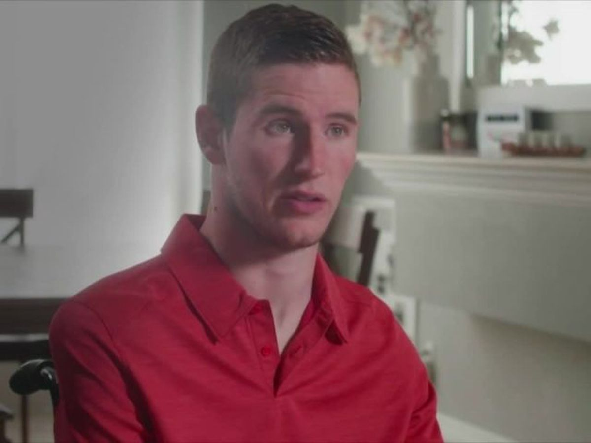 Film documents Wellington man's recovery from football accident