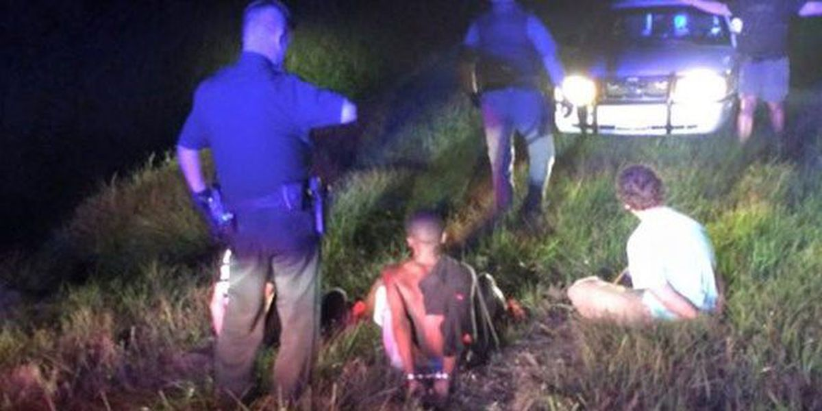 3 teens arrested in Martin County after chase in stolen car