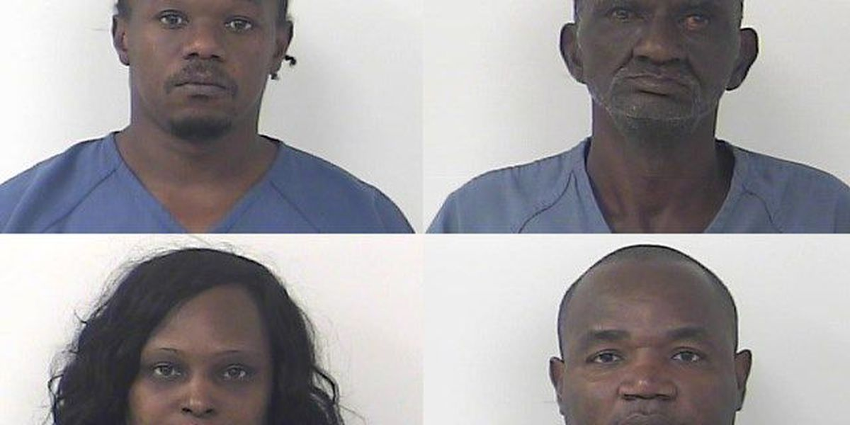 Around the Clark Market; 4 employees arrested for selling drugs out of Fort Pierce store
