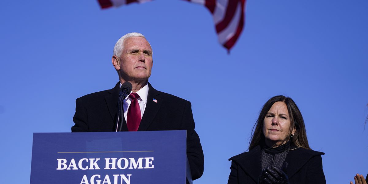 Former VP Pence undergoes surgery to implant pacemaker