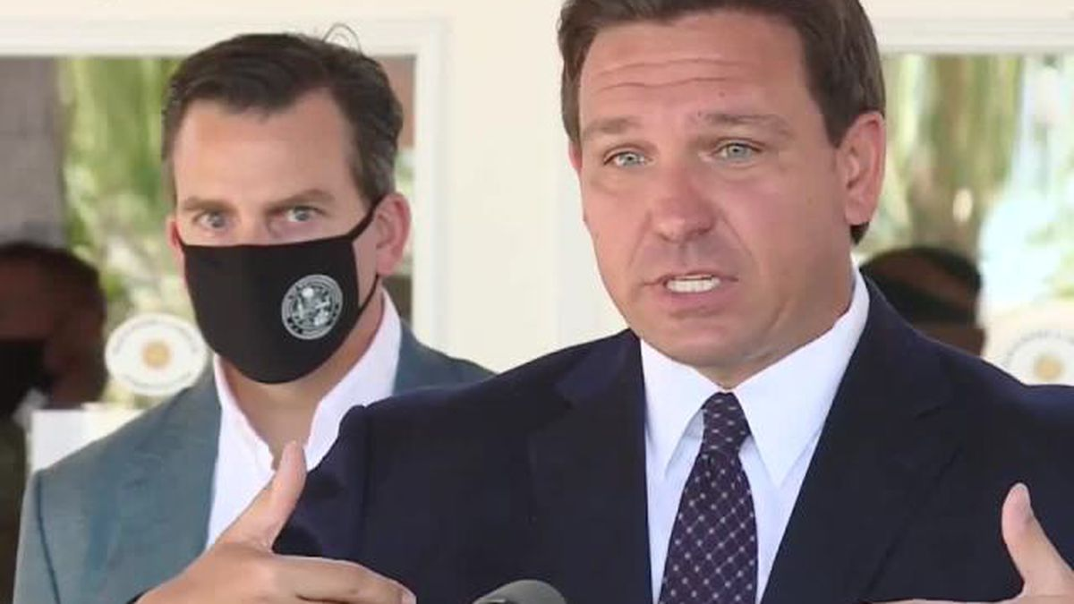 DeSantis: Home health care workers eligible for vaccine