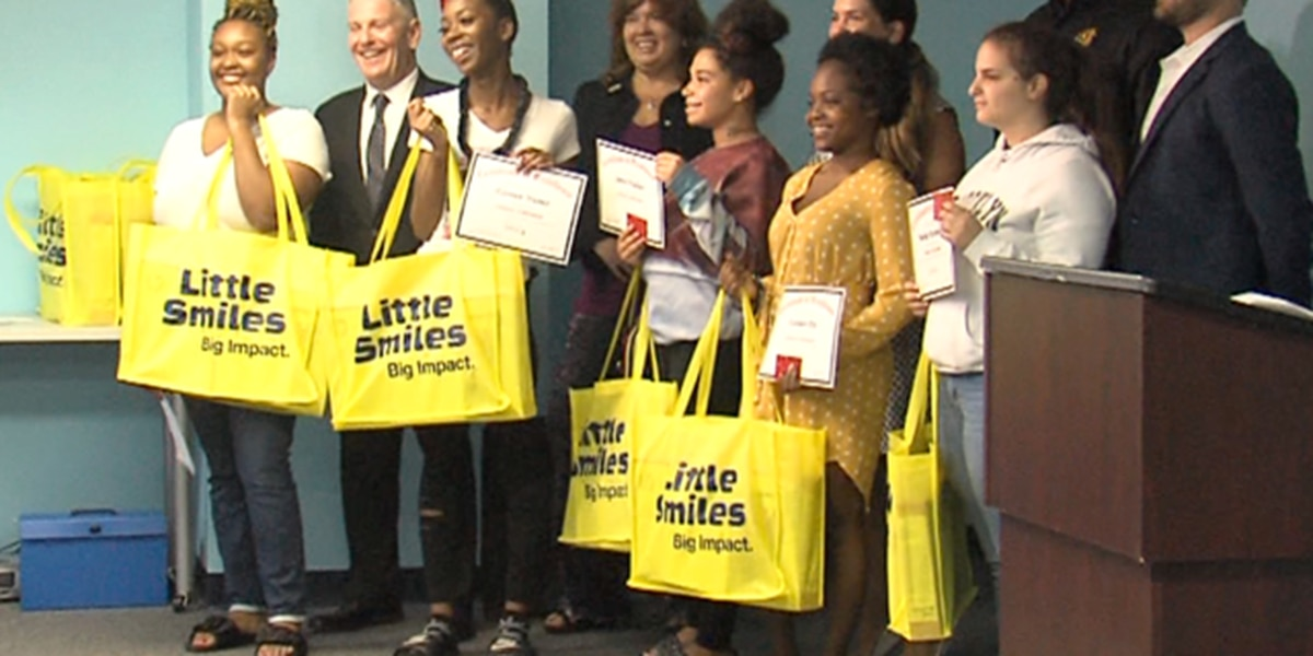 Foster youth celebrated for graduation