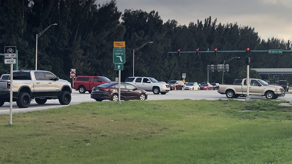 No Turnpike tolls in Martin, St. Lucie counties?
