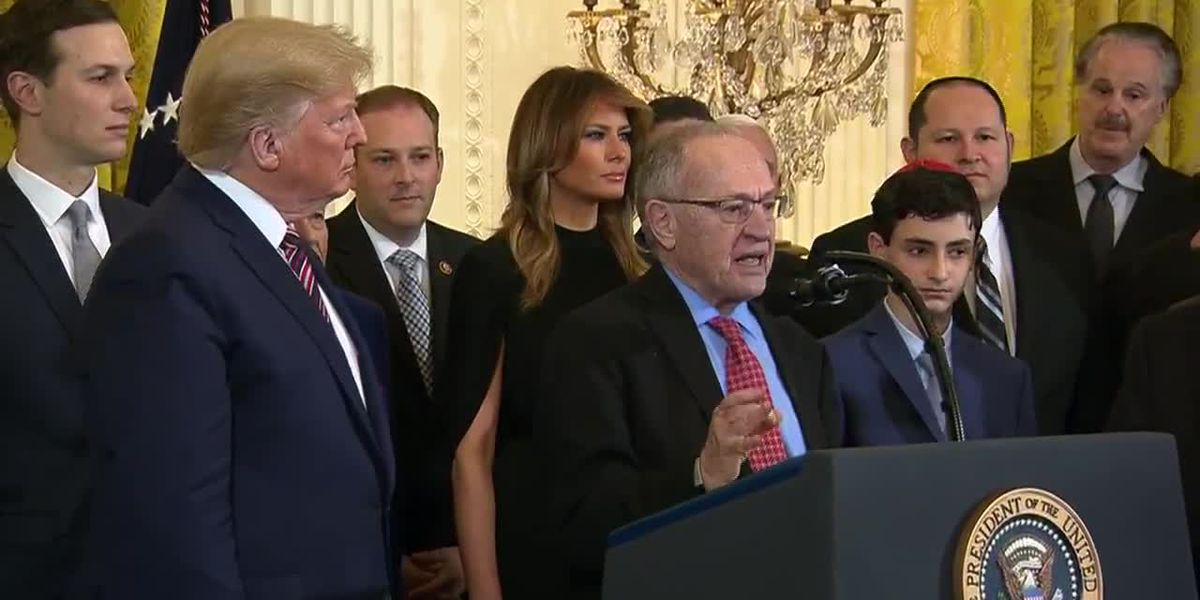 Trump legal team calls impeachment 'a charade,' says he didnt commit a crime