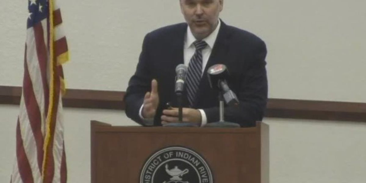 Indian River County superintendent provides update about school year