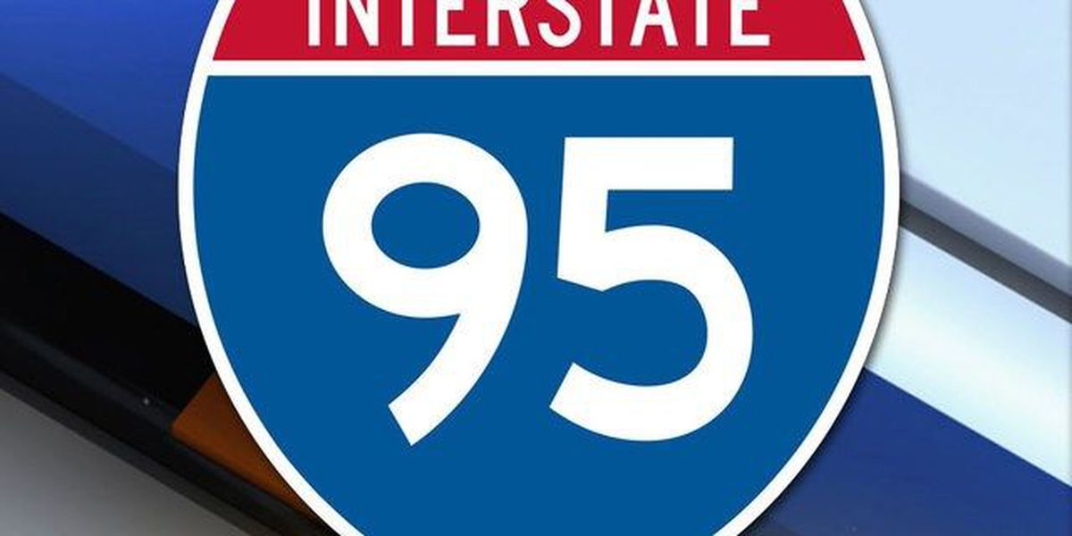 Man dies after being struck by a vehicle on I-95