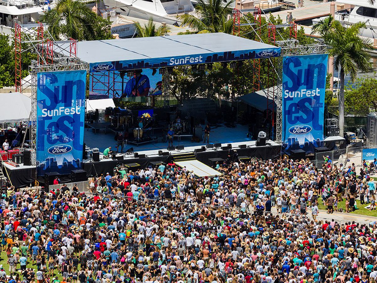 SunFest ticket deal: Hurry up and buy your tickets by March 31 to score savings