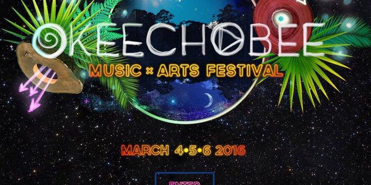 Okeechobee Music & Arts Festival announces entertainment lineup